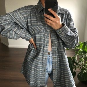 PATAGONIA BUTTON UP LONG SLEEVE SHIRT SIZE SMALL